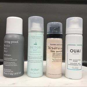 SEPHORA FAVORITE DRY SHAMPOO COLLECTION
